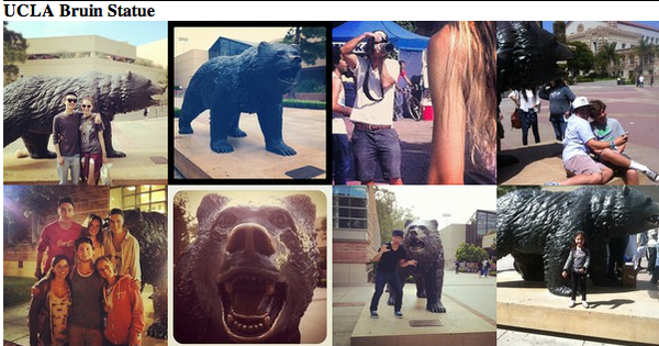 Retrieve Recent Instagram Images From Geographic Locations