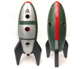 Fixing/Upgrading a Toy [Rocketship]