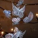 Flight of Coke Butterflies