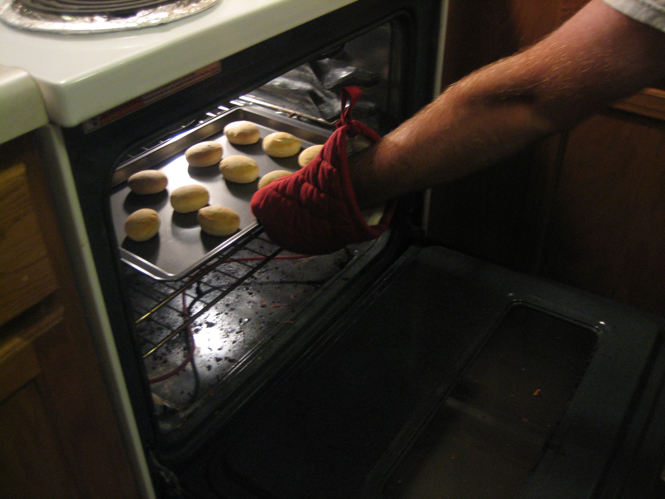 Picture of Baking the Biscuits:
