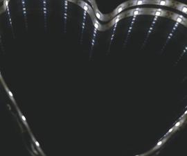 Make LED Illusion Mirror