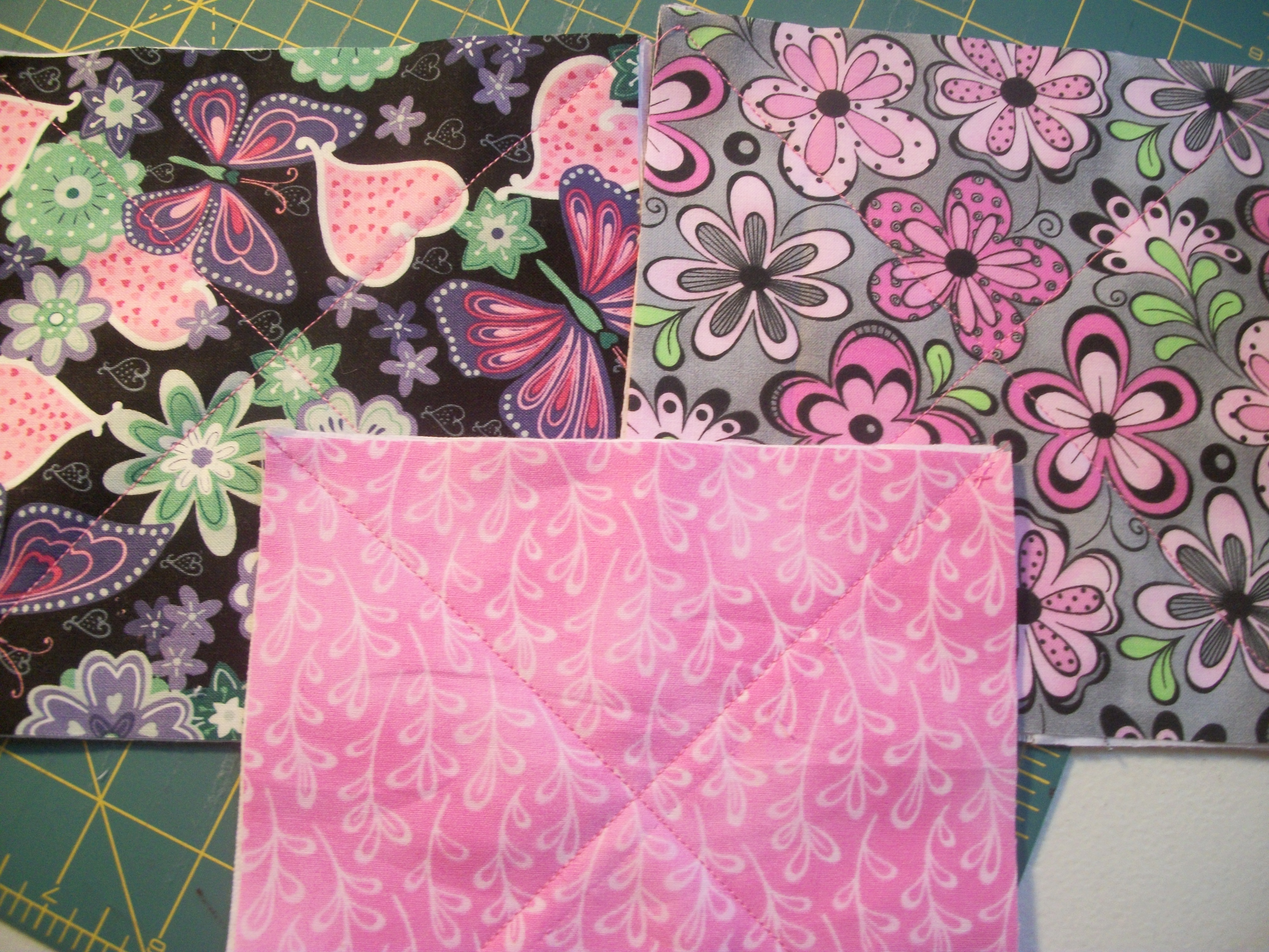 Picture of Finished Squares