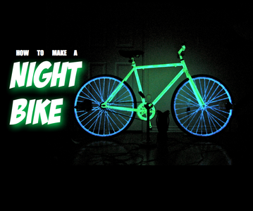 Night Bike!