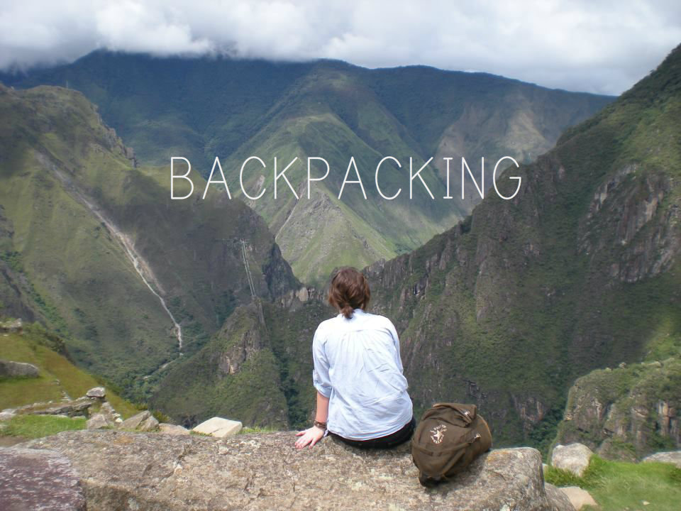 Picture of BACKPACKING: WHAT TO BRING