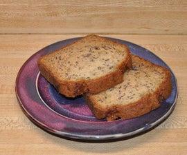 Heart-Healthy Banana Bread