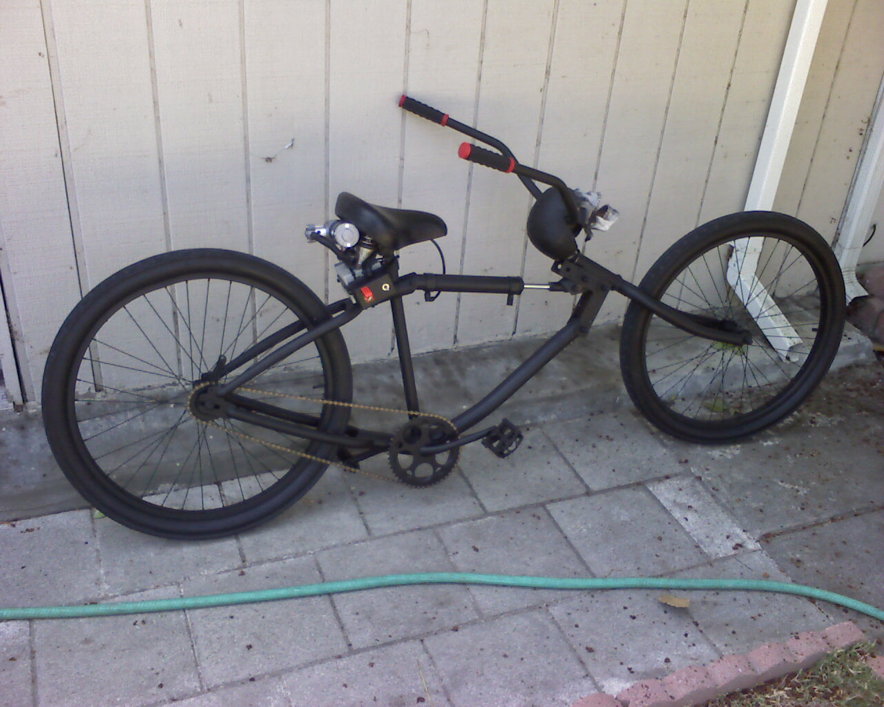 Picture of Air ride bicycle suspension