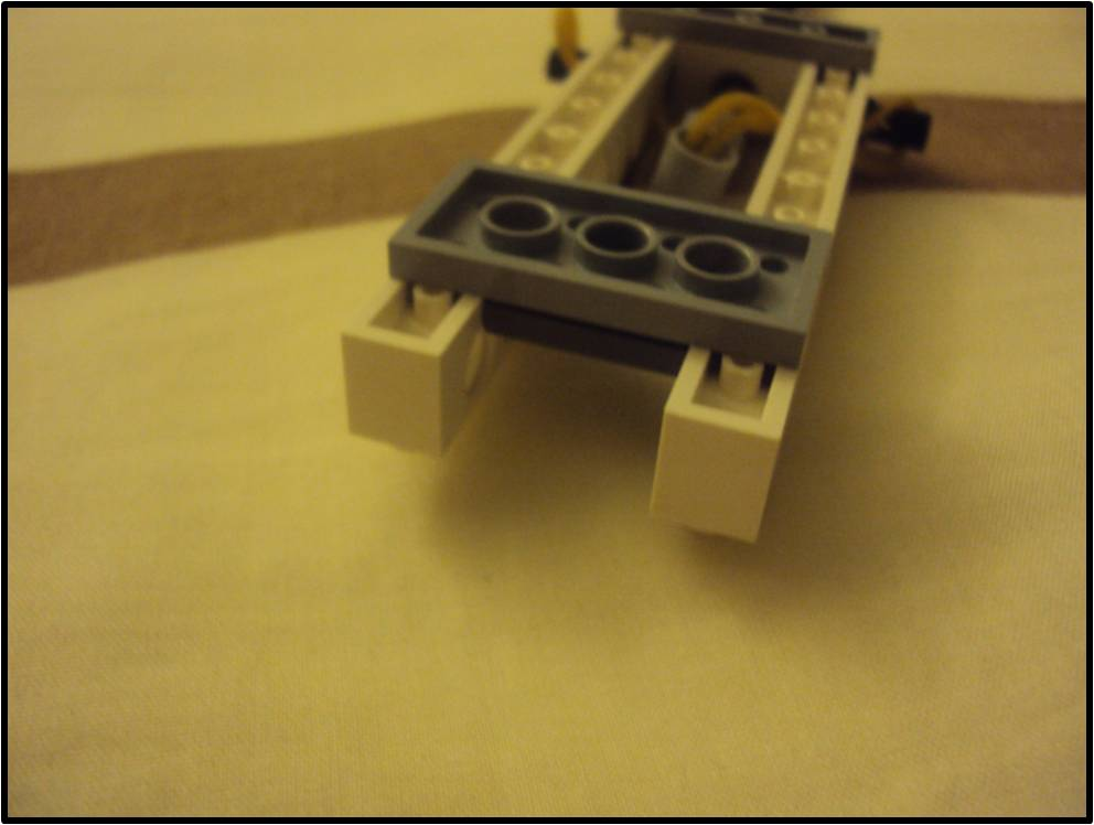 Picture of Lego Hidden Blade (like the One From Assassin's Creed)