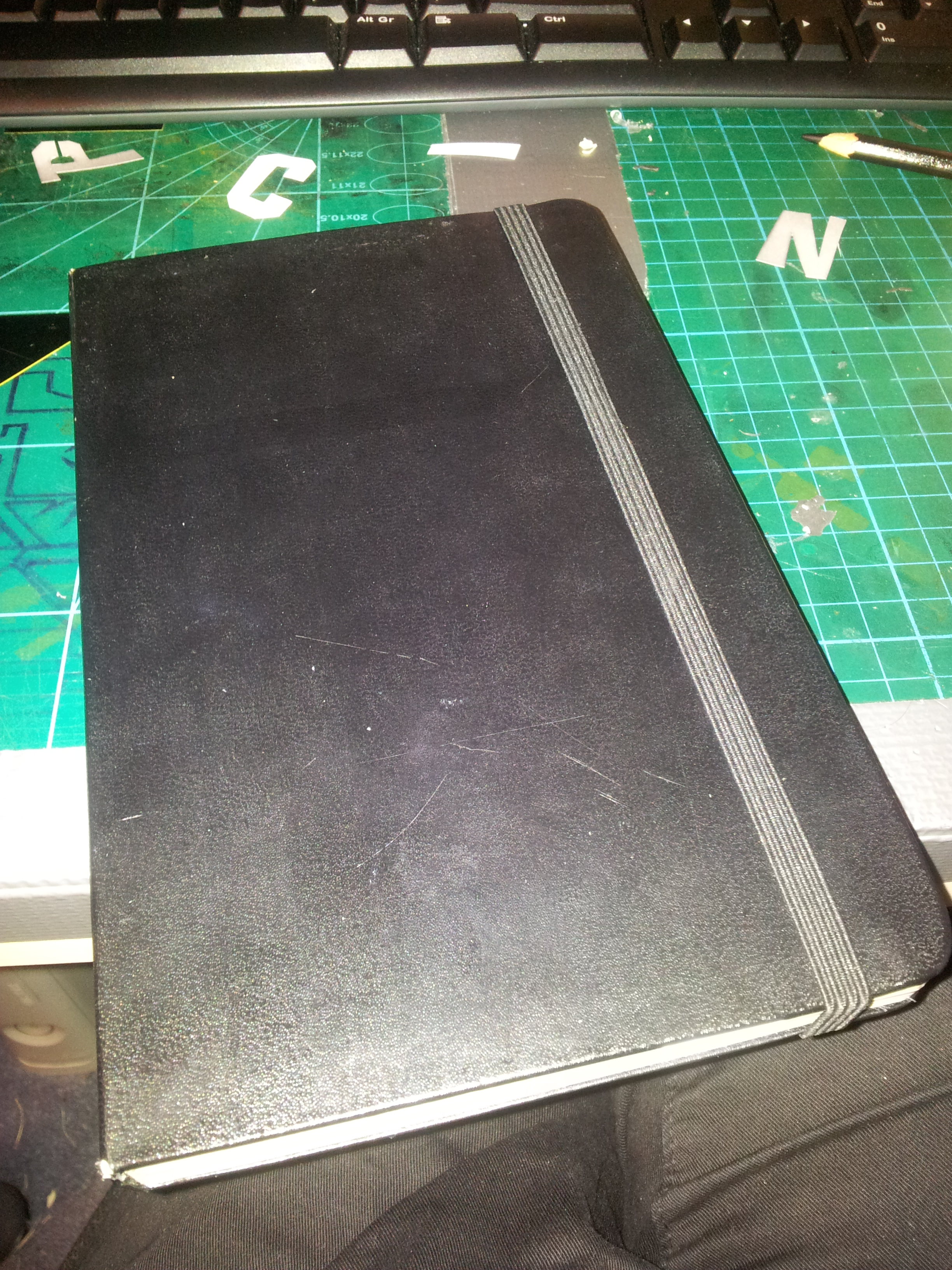 Picture of Moleskine Kindle Keyboard Case