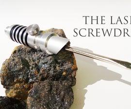 The Laser Screwdriver