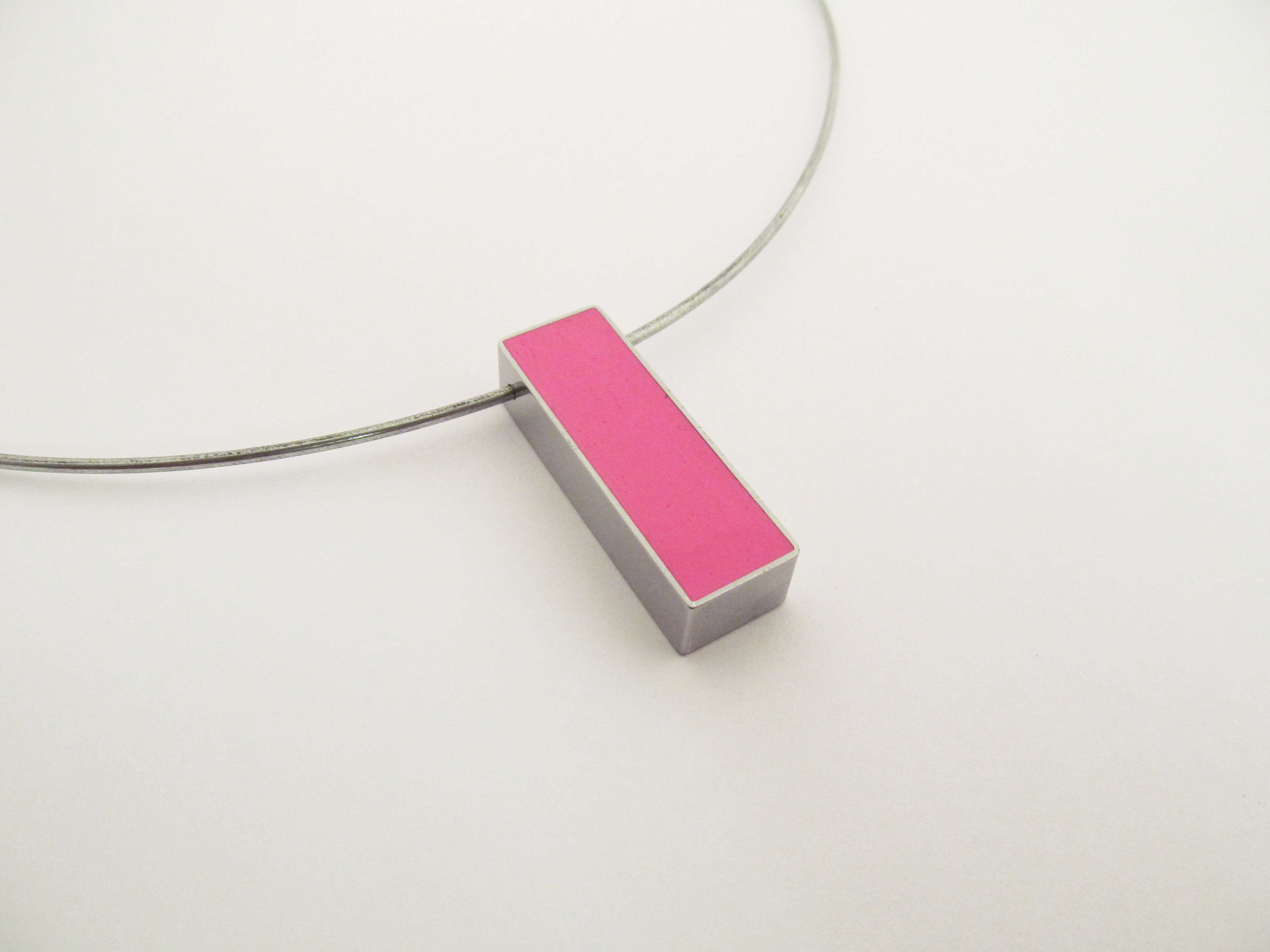 Picture of Polymer Bar Pendant