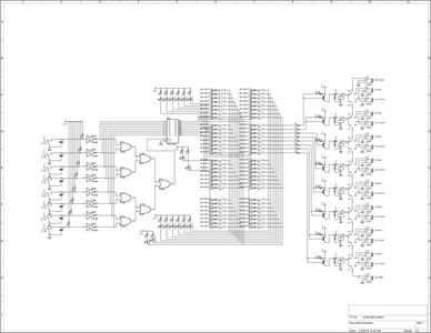 Final Design - Adding Clock Signal Generation and DIP Switch Indicator LEDs