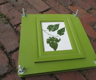 Make a Classroom Set of Plant Presses