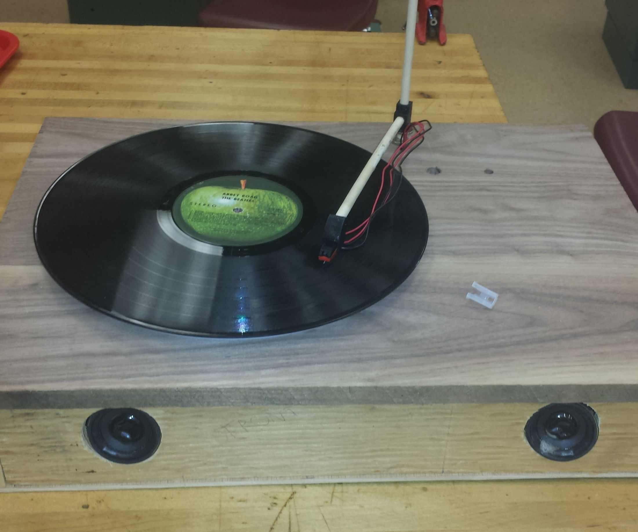DIY Record Player: 6 Steps (with Pictures) on