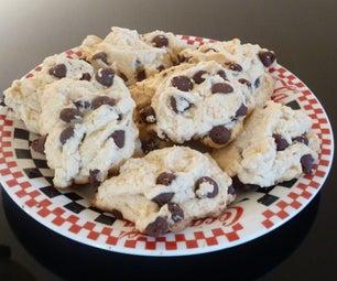 Grandma's Orange Zest Cookies