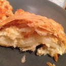 Cornish Style Cheese & Onion Pasty
