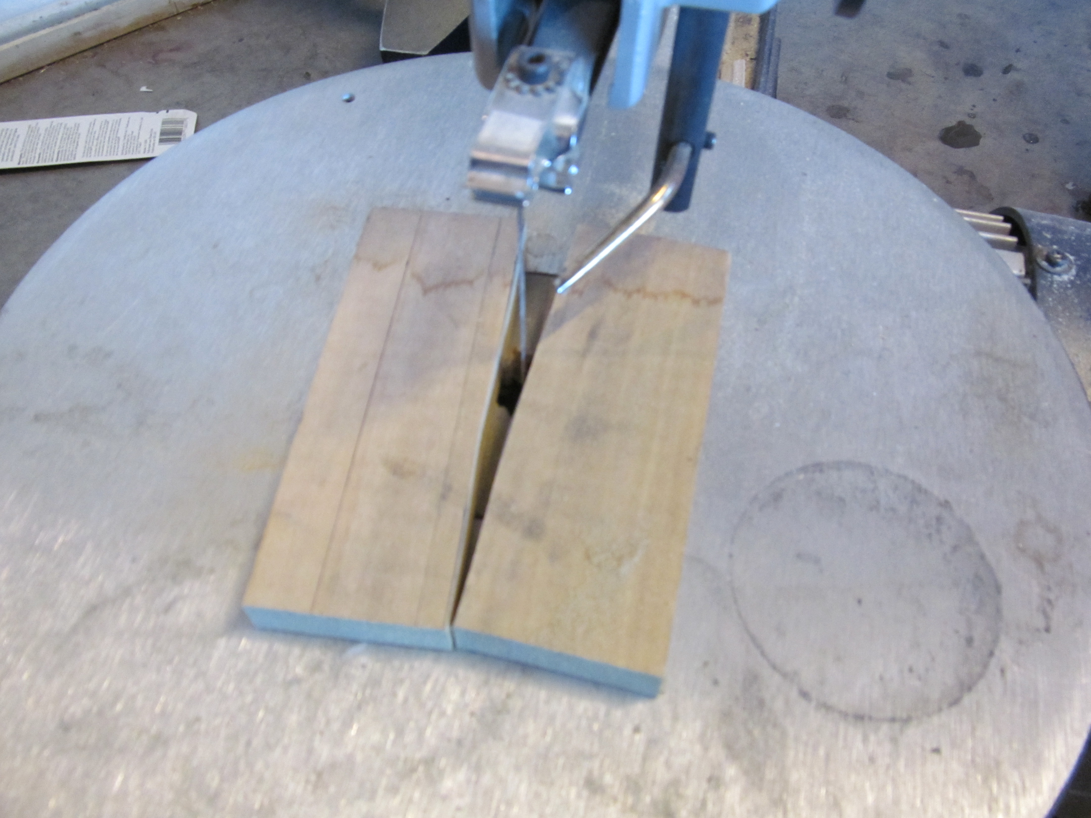 Picture of Fitting the Handle