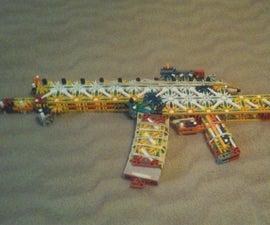 Knex Gun: Peacekeeper