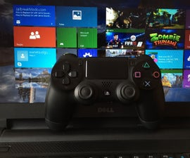 How to Connect a PS4 Controller on a Windows Computer via Bluetooth or Cable