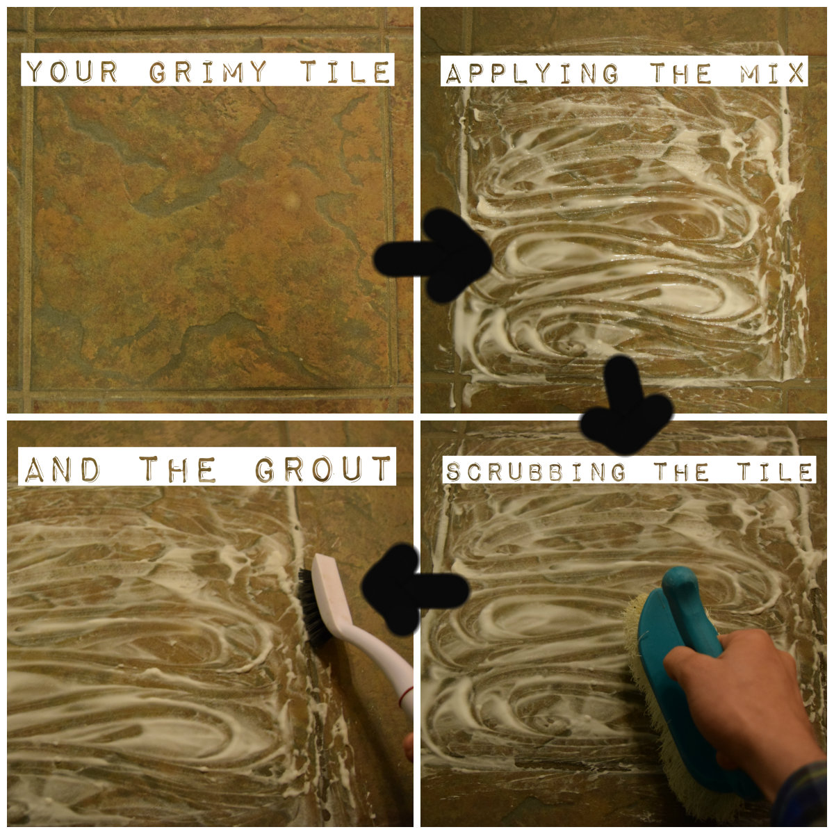 Picture of Cleaning Your Tile