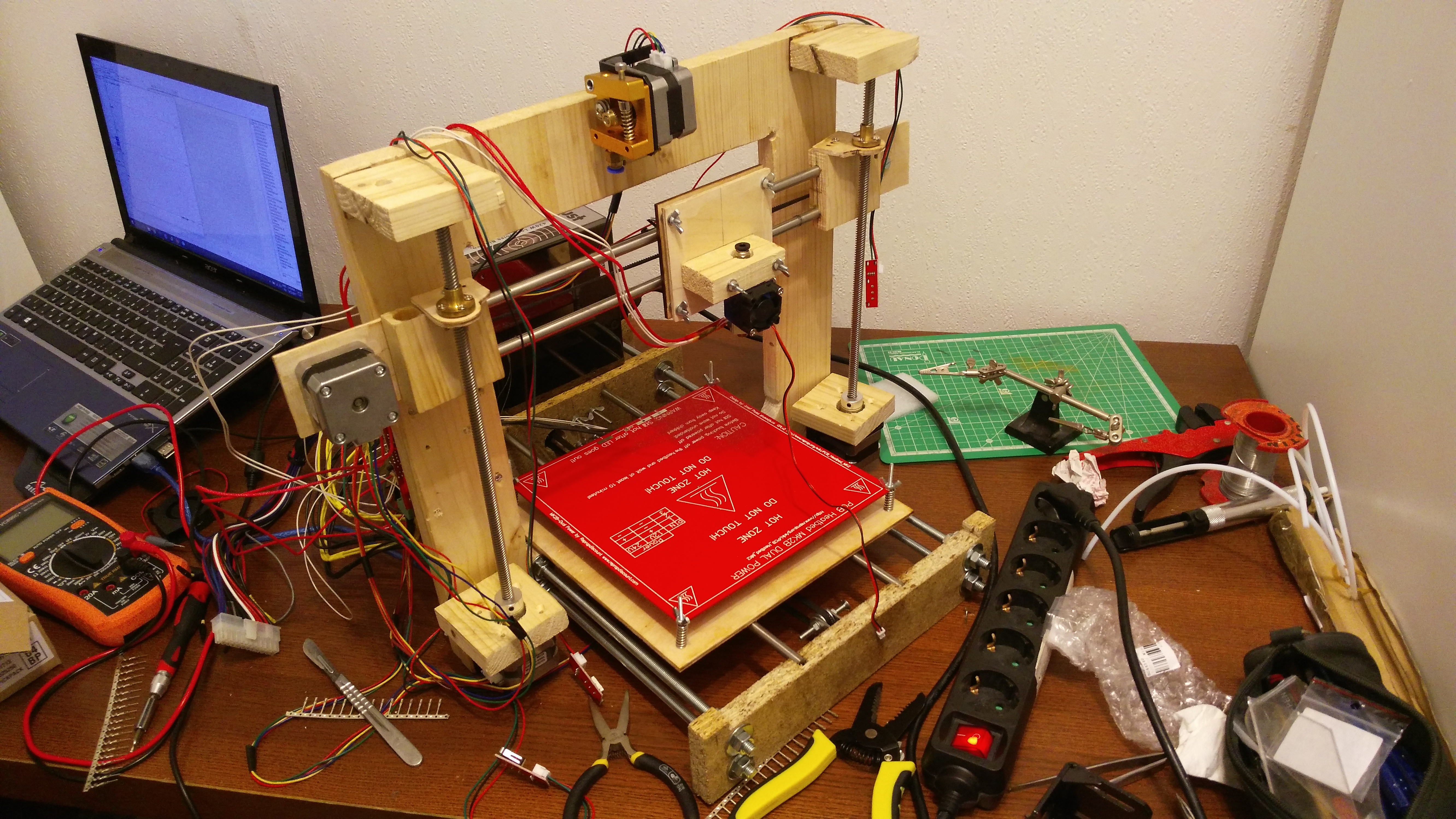 Picture of DIY 3D Printer: How to Make a 3D Printer That Anyone Can Do