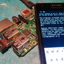 Headless Raspberry PI WiFi setup (for mobiles)