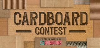 Cardboard Contest 2017