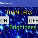 App for Mobile control LED(Arduino+Bluetooth module)