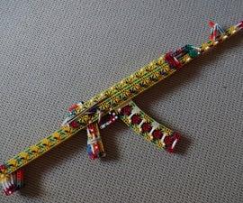 Failed K'NEX AK-12