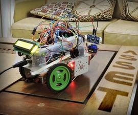 The all inclusive Autonomous Robot: 'Asset'