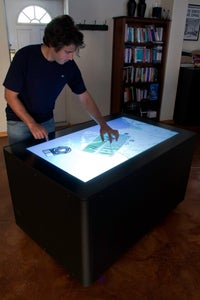 DIY MT-50 Multitouch Table