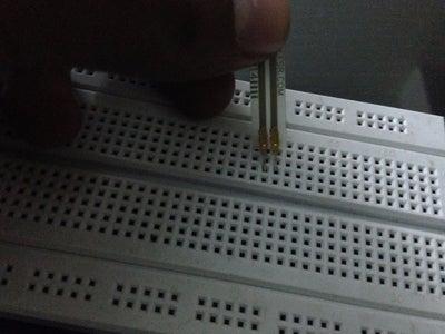 Adding the Pressure Sensor