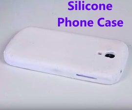 DIY | How to Make an Silicone Phone Case | Tutorial
