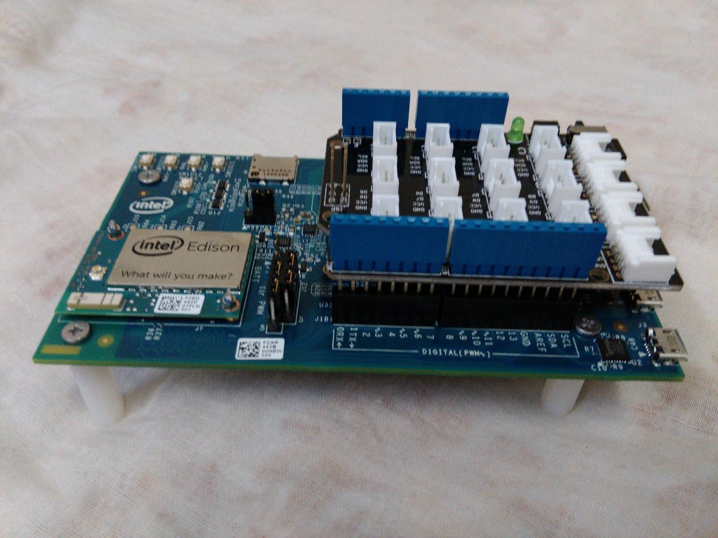 Picture of Connect the Relay Board