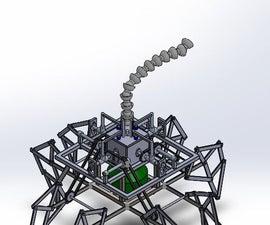 AMREU-Advanced Mobility Recon and Exploration Unit