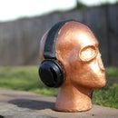 Cast Concrete Mono Speaker