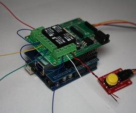 Arduino Sprinkler System + Web control
