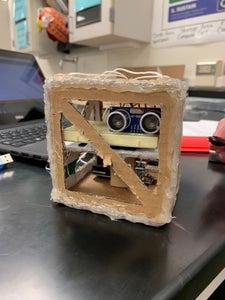 Puting Arduino in Cubesat - Luke