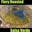 The Ultimate Fiery Roasted Salsa Verde