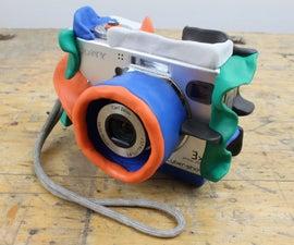awesome bouncy kids camera made with sugru