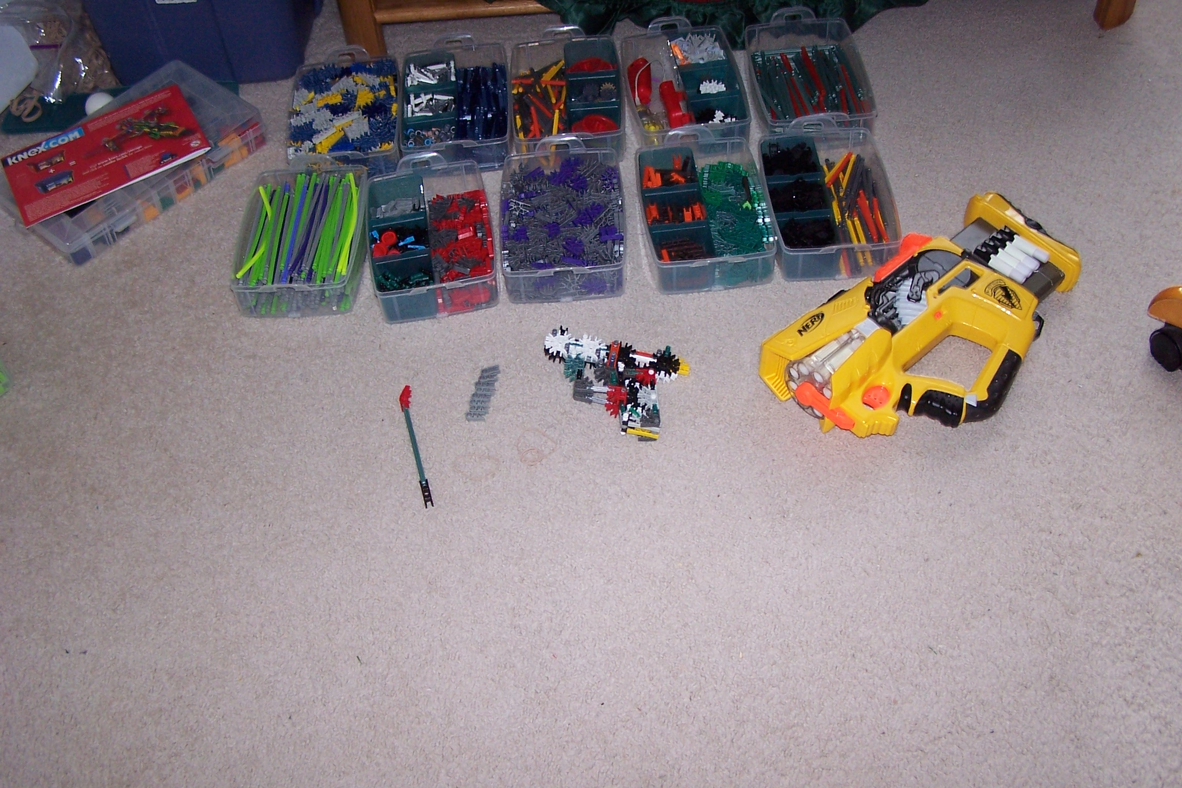 Picture of K'Nex Walther P99