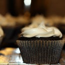 Dirty Girl Scout Cupcakes