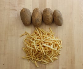 Turn Your French Fries Back Into a Potato