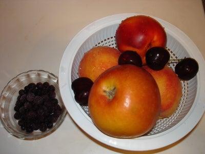 Make the Fruit Filling
