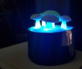 Color Changing Mushroom Lights