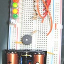 Micro controller programming: Making a set of traffic lights