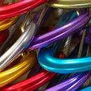 Tri-color gum bichromate prints from digital images