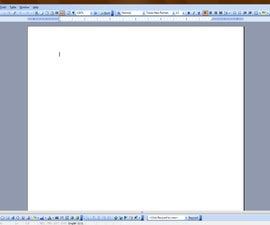 Crash Microsoft Word!