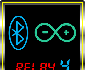 ARDUINO – BLUETOOTH  4  CHANELL APPS.