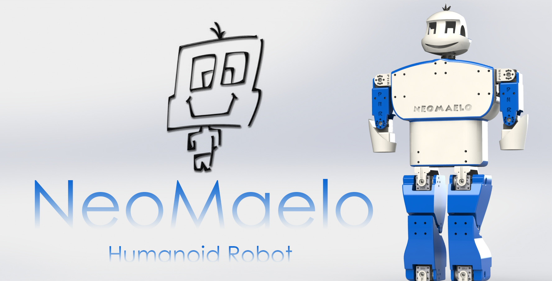 Picture of Humanoid Robot Voiced Controlled With Arduino Mega, Raspberry Pi and 1Sheeld