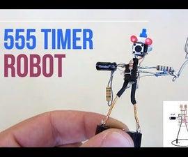 555 Timer Robot